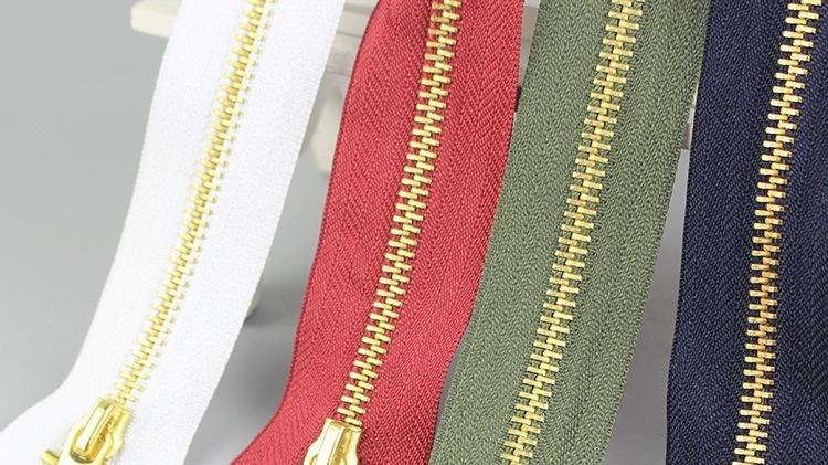 红顺叶-铜牙拉链2